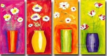 agp0744 group oil painting panel Oil Paintings